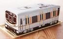 2度楽しい電車ケーキ、大阪環状線ケーキ 323系が発売へ