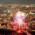 隅田川花火大会を東京スカイツリーから見下ろそう!当日は特別営業を実施