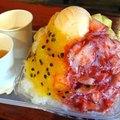 夏の沖縄で必ず食べたい かき氷!琉冰(りゅうぴん)は果肉ゴロゴロ贅沢盛り