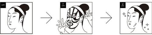歌舞伎パックが凄い、染吾郎さん監修の本格派!アニマルバージョンも