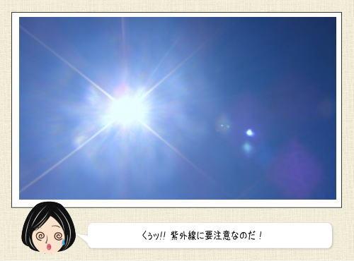 朝と夕方の紫外線量、油断しやすい時間帯にご注意