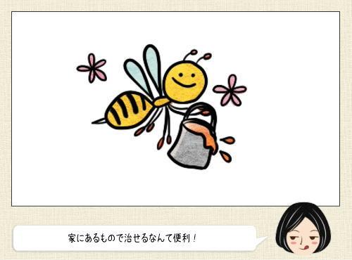 口内炎はハチミツで治る!海外の実験で明らかに