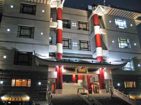 長崎 四海楼の外観