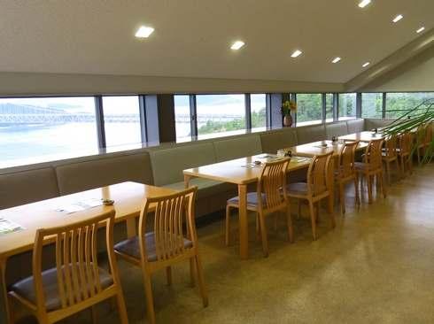 鷲羽山展望台のレストハウス