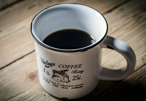 ニンニクの臭い消しに、コーヒーが効果的
