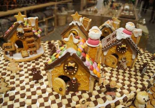 無印 お菓子の家(ヘクセンハウス)