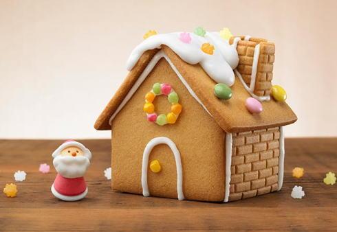 お菓子の家(ヘクセンハウス) 組み立てキット