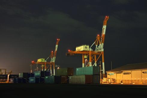 周南コンビナート 工場夜景 画像4