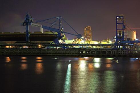 周南コンビナート 工場夜景 画像3