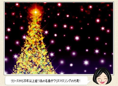 10~30代が選ぶクリスマスソングランキング2015発表!やはり王道強し