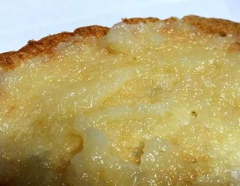 津軽完熟林檎りんごバター、上品な甘味でハマる美味しさ