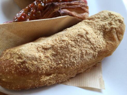 鳥取県米子市のパン屋 リアン きなこパン