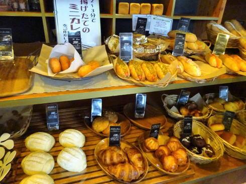 鳥取県米子市 パン屋リアン パンのラインナップ3