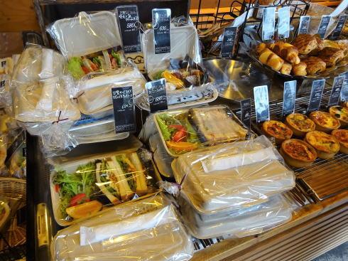 鳥取県米子市のパン屋 リアン パンのラインナップ2