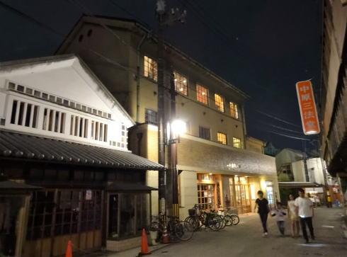 倉敷・美観地区の夜景 画像7