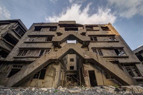 廃墟萌え写真1