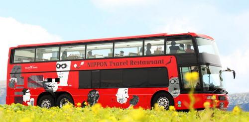 レストランバスが新潟で運行開始へ