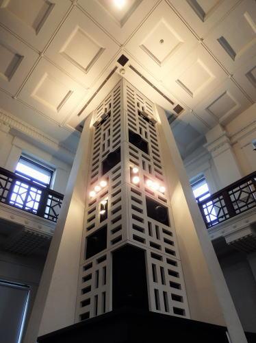 岡山 旧日銀岡山支店のルネスホール 多目的ホール2