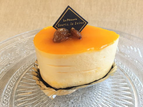 岡山 スーリィラセーヌ ケーキの写真8