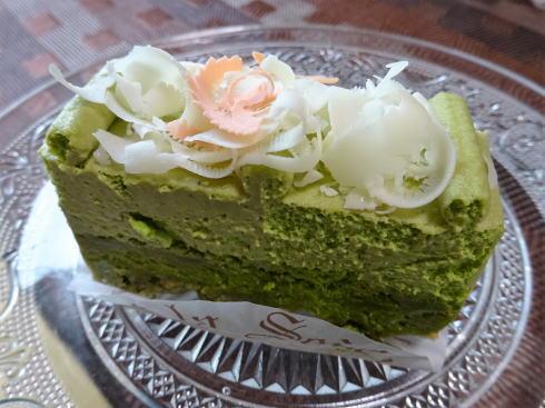 岡山 スーリィラセーヌ ケーキの写真1