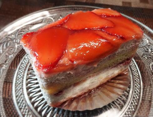 岡山 スーリィラセーヌ ケーキの写真3