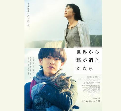 映画「世界から猫が消えたなら」、失うことで見えてくる世界