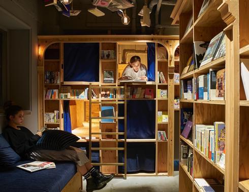 京都に泊まれる本屋