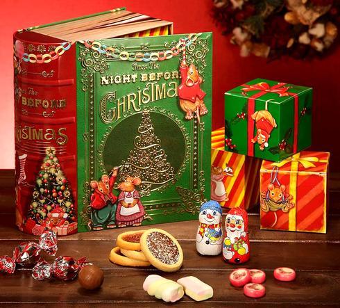 カルディのクリスマス商品に胸キュン!毎日のお菓子が出てくるカレンダー型ボックスも