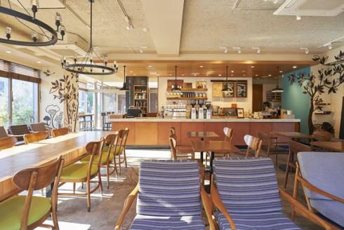 スタバの地域密着型店舗(カフェ)