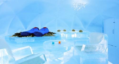 星野リゾート トマム 氷のホテル