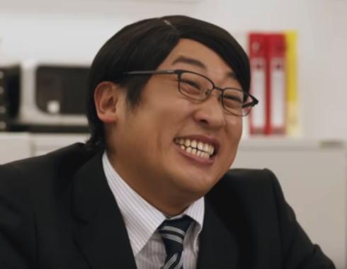 ロバート秋山のカリスマ店員、ドコモCMに再び!嬉しさ2倍になっちゃうカリスマ接客
