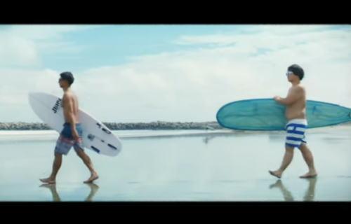 宮崎県日向市のPR動画が話題、サーフィンと美しい風景に移住したくなる?!