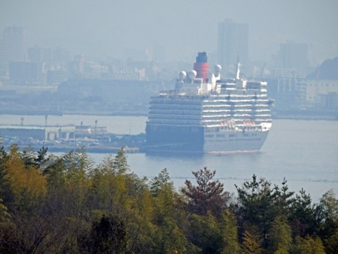 クイーンエリザベス 豪華客船
