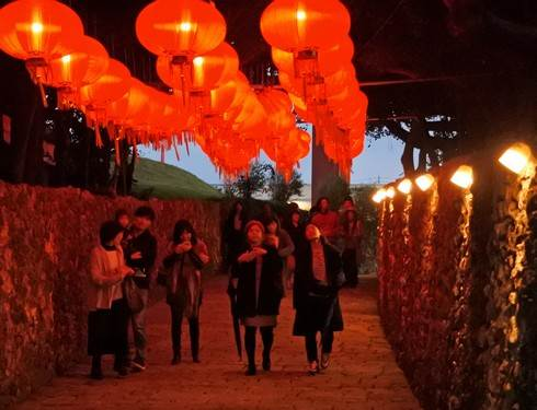琉球ランタンフェスティバルの様子4