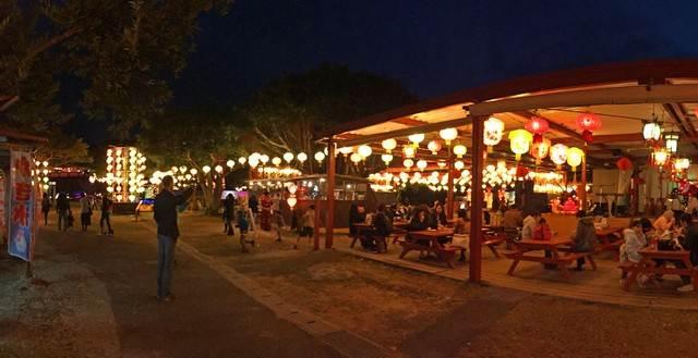琉球ランタンフェスティバルの様子7