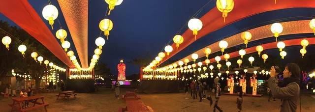 琉球ランタンフェスティバルの様子8