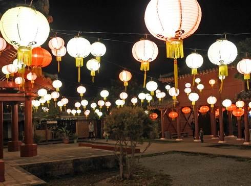 琉球ランタンフェスティバルの様子2