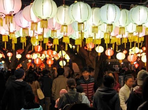琉球ランタンフェスティバルの様子6