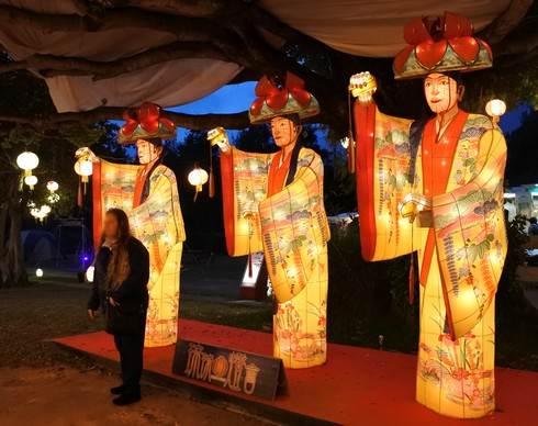 琉球ランタンフェスティバルの様子3