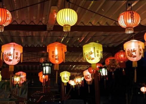 琉球ランタンフェスティバルの様子5