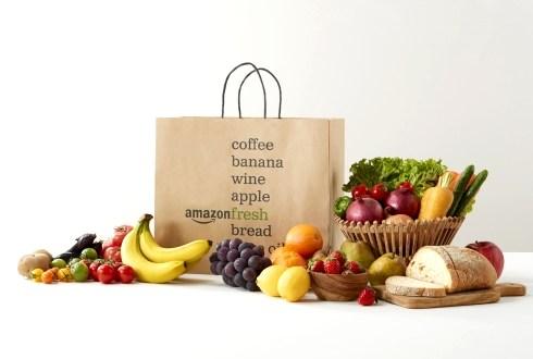 ついに生鮮食品まで!アマゾンが「Amazonフレッシュ」サービス開始