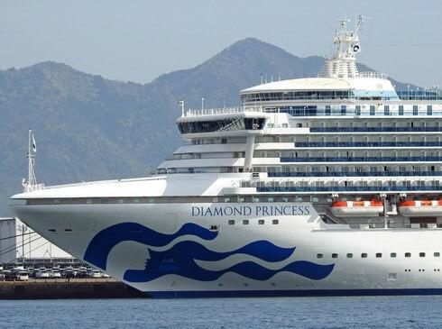 ダイヤモンドプリンセス、豪華客船・三菱重工が造ったクルーズ船
