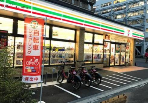 セブンでレンタサイクルまで!?東京中心にサイクルポート拡大中