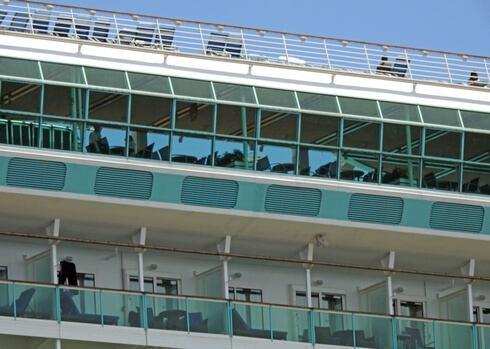 マリナーオブザシーズ 客室や屋上の風景