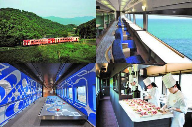 カフェに足湯、プラネタリウムまで!「乗って楽しい列車」シリーズが素敵すぎ
