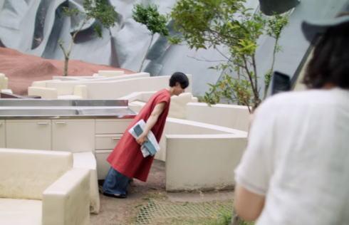 謎すぎる「養老天命反転地」GoogleアプリCMで気になるあの場所は、岐阜のアート施設だった!