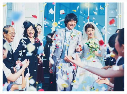 結婚した吉田沙保里からブーケトス!ハワイ結婚式あたるチャンス