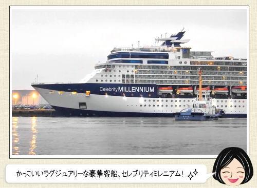 ラグジュアリーな豪華客船 セレブリティミレニアムで、秋色に染まる「日本の美」をめぐる