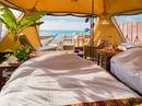 沖縄初の高級キャンプ施設!かりゆしビーチグランピングがオープン