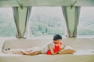 カフェ電車?!おくいづも女子旅列車、JR木次線でプチトリップ!